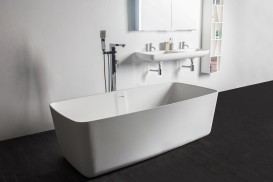 Ванна 168*80*53см  Solid surface